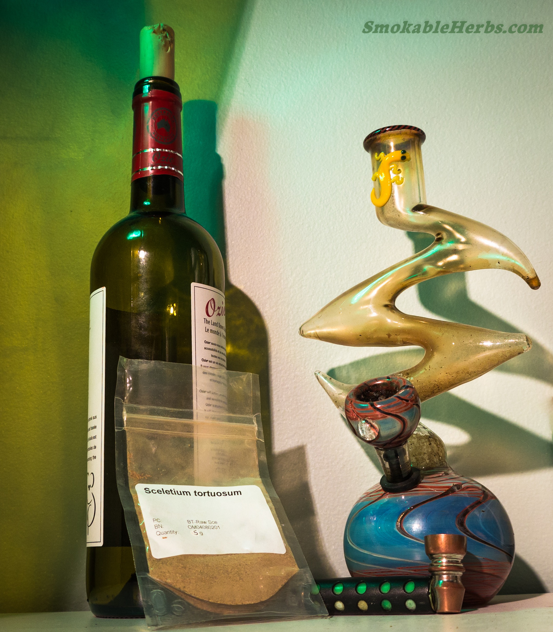 Kanna Herb: Effects & Benefits - Smokable Herbs
