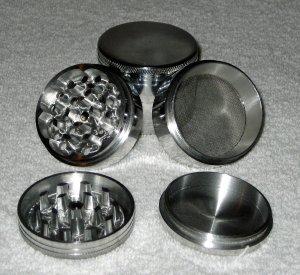 chrome grinder
