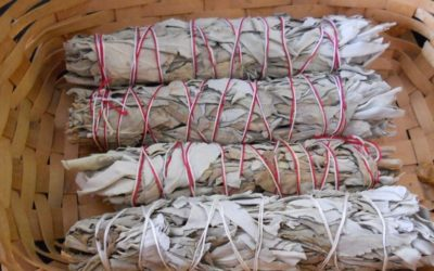 How to Purify a Room with White Sage
