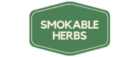 smokable herbs logo