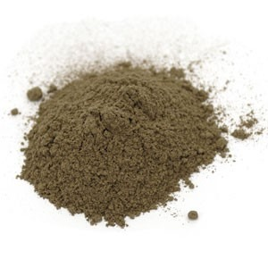 Mullein Leaf Powder Wildcrafted - 4 oz | 201845 511 15