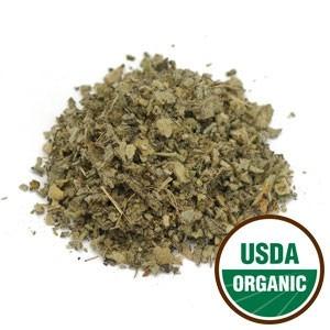 Organic Mullein Leaf C/S - 1 lb | 209455 31 01 15